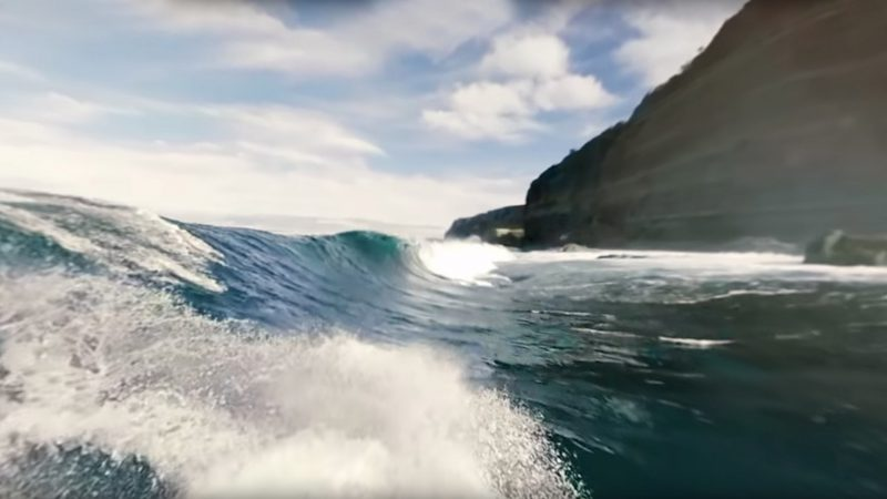 Coors Light – Big Wave Surfing