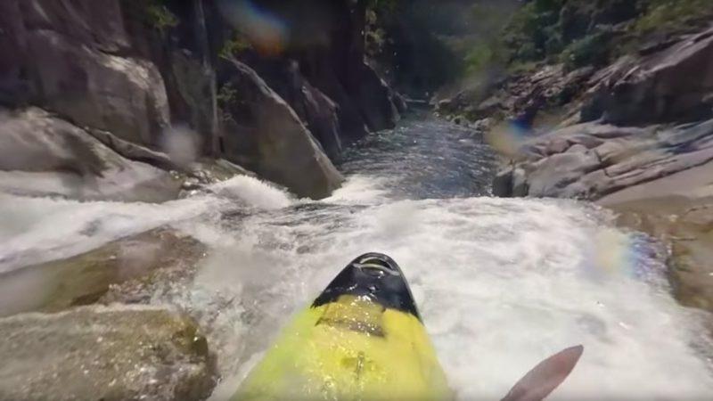 Coors Light – White Water Kayaking