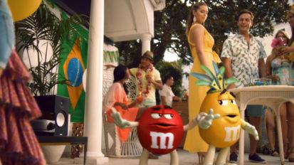 M&Ms – Limited Edition Brazilian