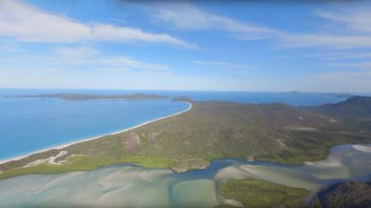 Qantas – Hamilton Island