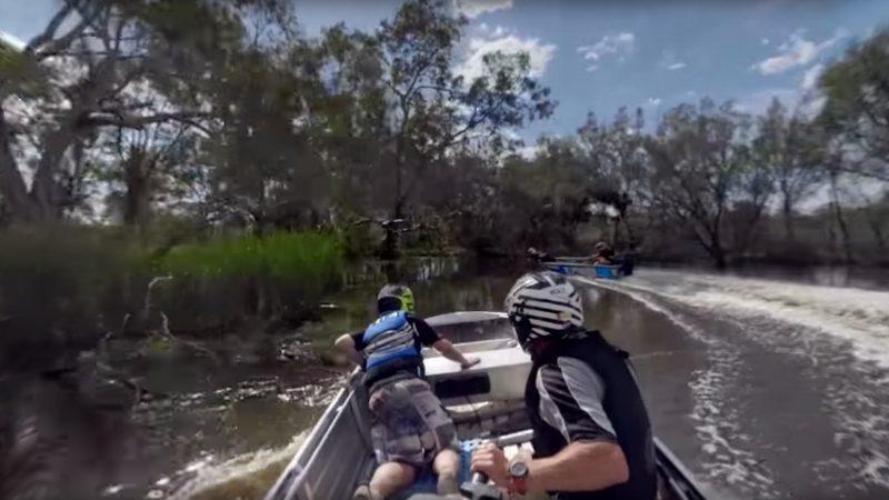Samsung – Boat Racing