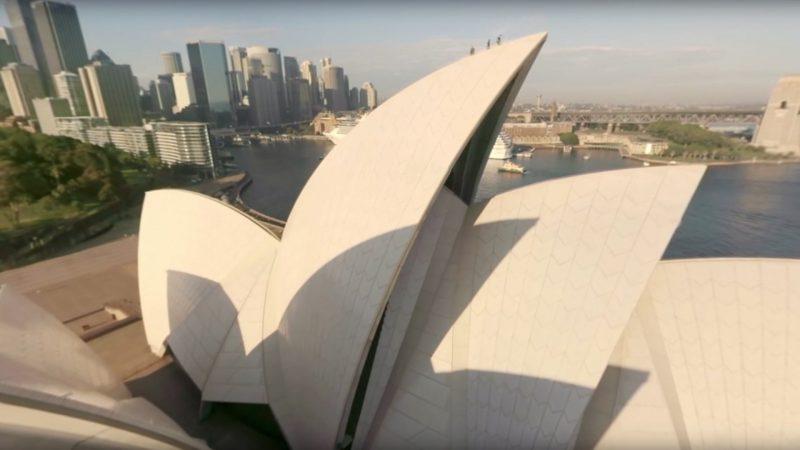 Samsung – Sydney Opera House