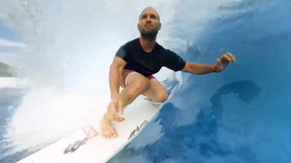 Samsung – Surfing in Tahiti